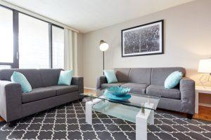 best affordable short term housing provider Toronto