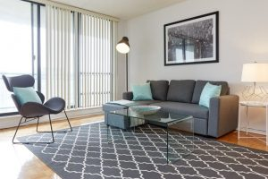 Fully furnished apartments in Toronto