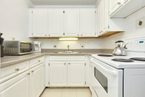 fully furnished kitchen facilities- Olivia's housing