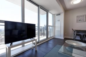 Furnished apartments in Toronto