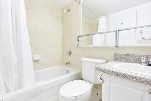 Bathroom facilities - Olivias Housing