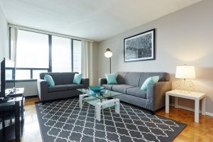 1 BEDROOM - FULLY FURNISHED APARTMENTS