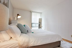Furnished bedrooms in Toronto