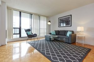 2 BEDROOM - FULLY FURNISHED APARTMENTS
