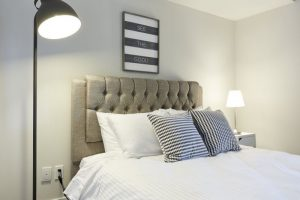 Fully furnished apartments at Sherbourne Toronto