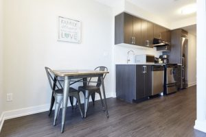 Furnished housing suites in Toronto