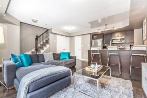 Fully furnished apartments Foundry Avenue in Toronto