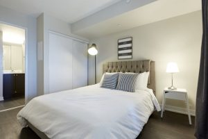 Furnished apartments for rent at Sherbourne Toronto