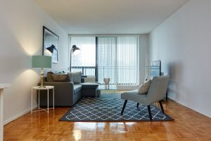 Fully furnished apartment rentals Toronto