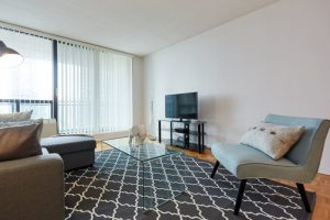 Furnished rooms for rent in Toronto