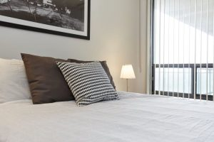 Short-term furnished apartments