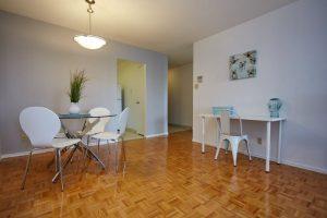 Apartment rentals in Uptown Toronto