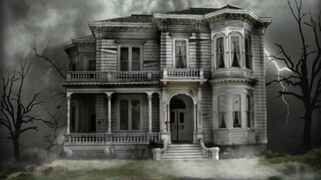 haunted houses in Toronto