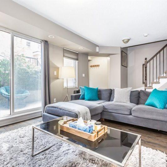 executive housing trinity bellwoods