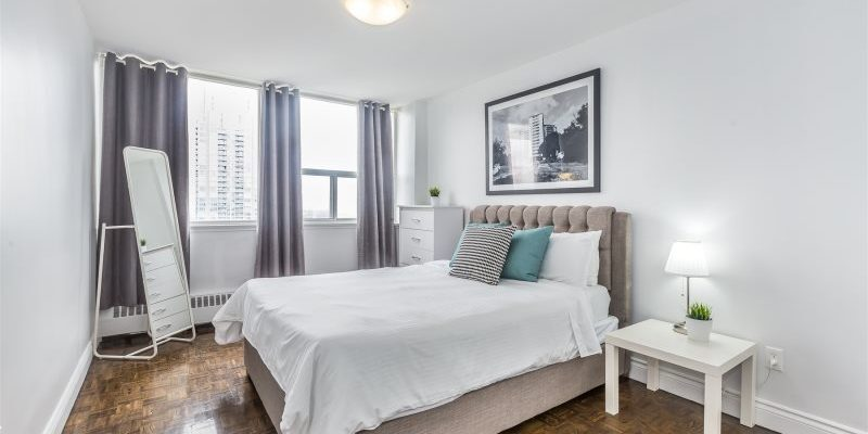 furnished apartments yonge eglinton