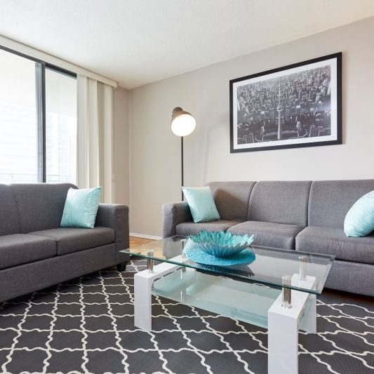 furnished rentals toronto